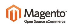 Logo de la solution Magento