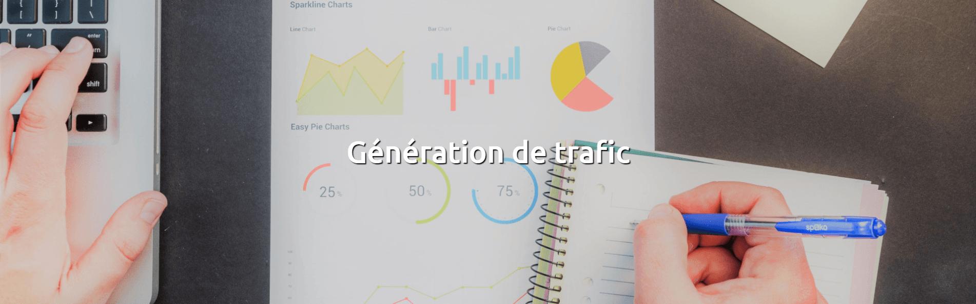 Génération de trafic