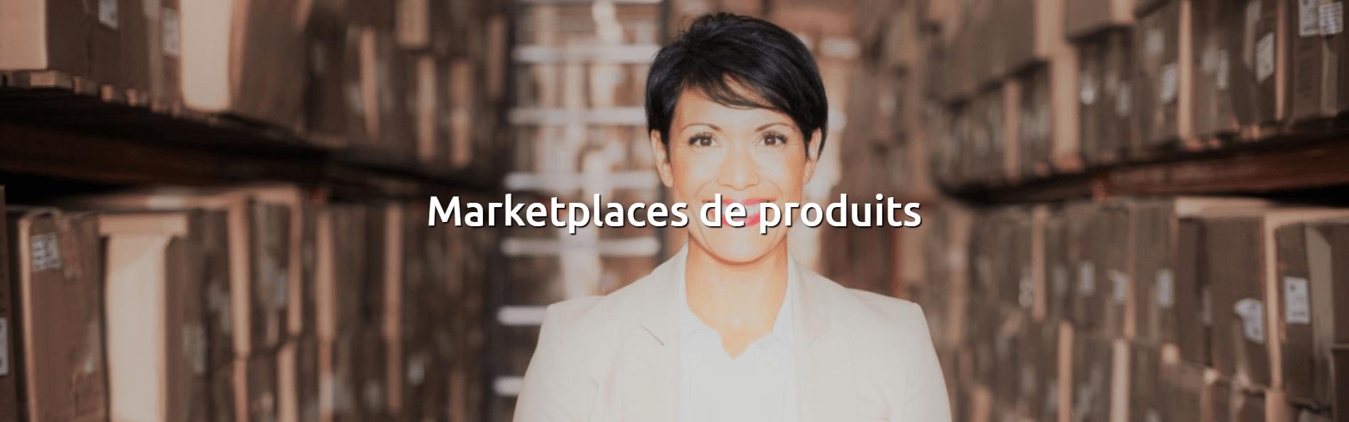Marketplace de produits