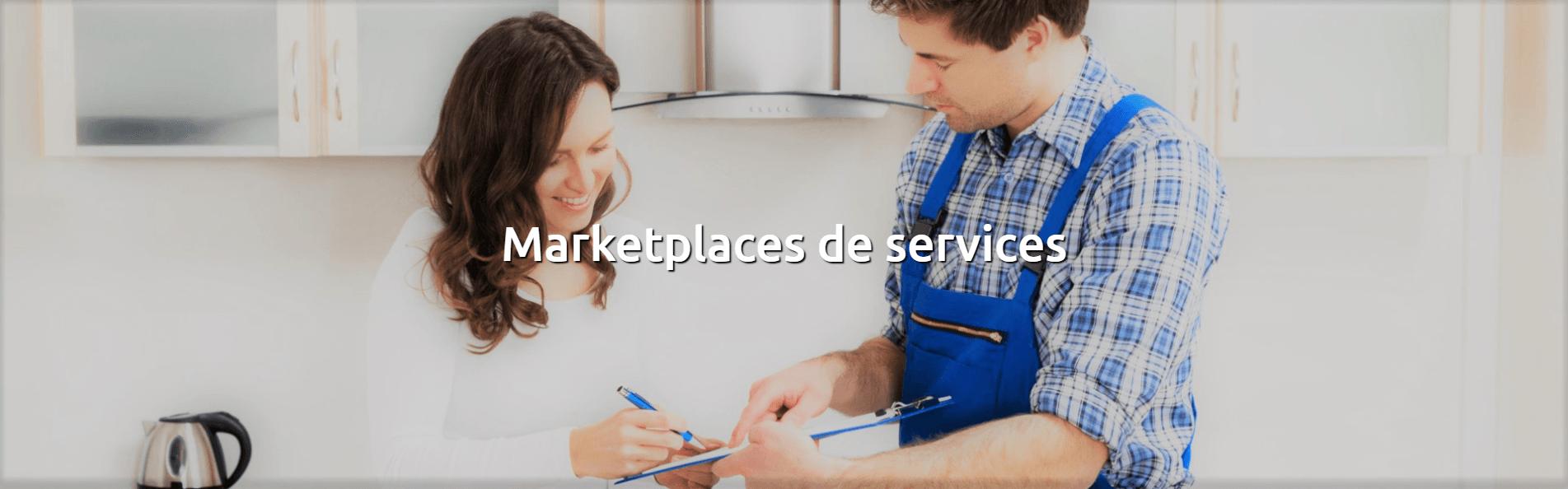 Marketplace de services