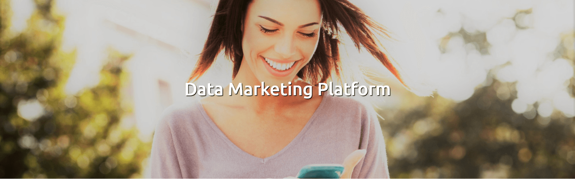 Data Marketing Platform